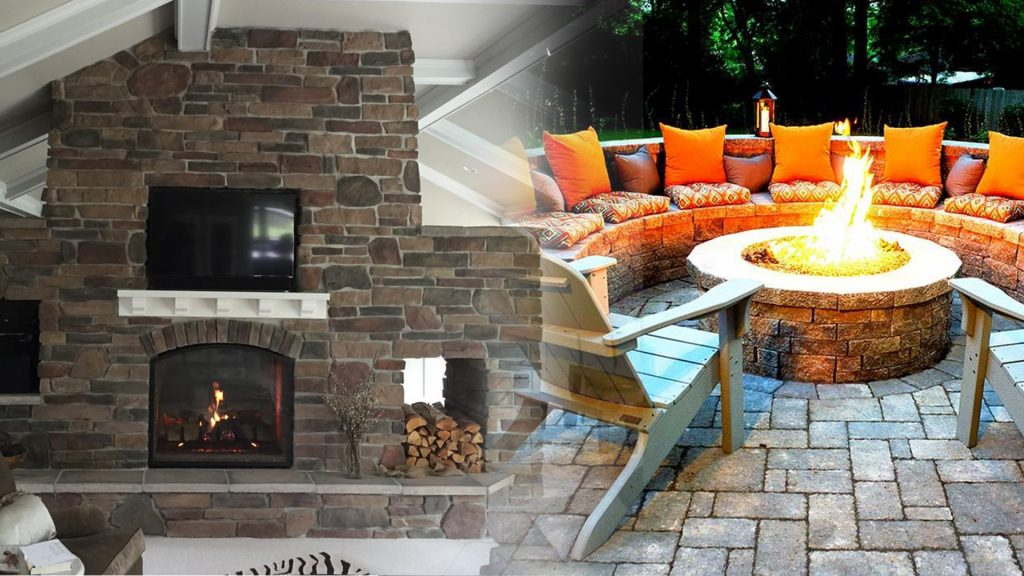 Outdoor Fireplaces & Fire Pits-Fort Worth TX Landscape Designs & Outdoor Living Areas-We offer Landscape Design, Outdoor Patios & Pergolas, Outdoor Living Spaces, Stonescapes, Residential & Commercial Landscaping, Irrigation Installation & Repairs, Drainage Systems, Landscape Lighting, Outdoor Living Spaces, Tree Service, Lawn Service, and more.