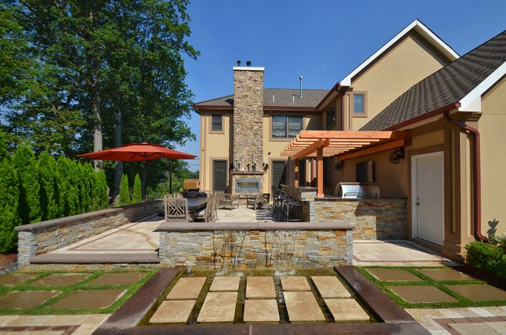 Residential Outdoor Living Spaces-Fort Worth TX Landscape Designs & Outdoor Living Areas-We offer Landscape Design, Outdoor Patios & Pergolas, Outdoor Living Spaces, Stonescapes, Residential & Commercial Landscaping, Irrigation Installation & Repairs, Drainage Systems, Landscape Lighting, Outdoor Living Spaces, Tree Service, Lawn Service, and more.